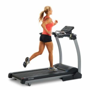 quiet treadmill for home