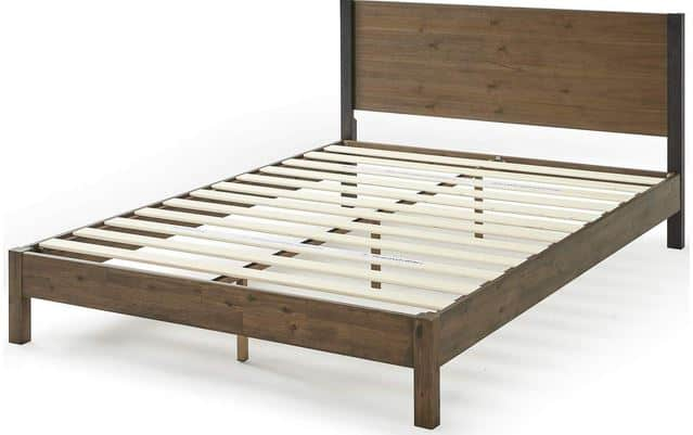 bed frames that don't squeak